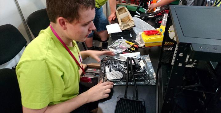 ICT - programování a hardware